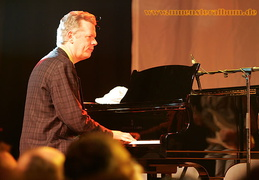 Blues- und Boogie-Pianist Christian Bleiming