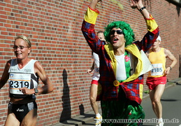 Clown goes Marathon ;-))