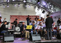 Die WWU Big-Band