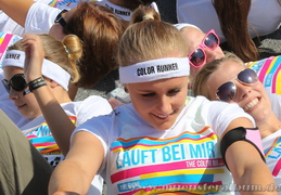 THE COLOR RUN 2015