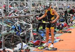Sparda-Münster City Triathlon 2016